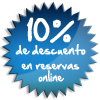 10% off web bookings with Scuba Libre