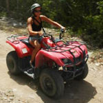 picture of ATV tour with Scuba Libre