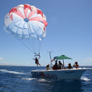 picture of Parasailing with Scuba Libre